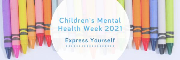Children's Mental Health Week Wellspring Blog Express Yourself