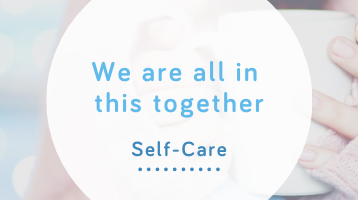 In this together, self-care, Wellspring Blog