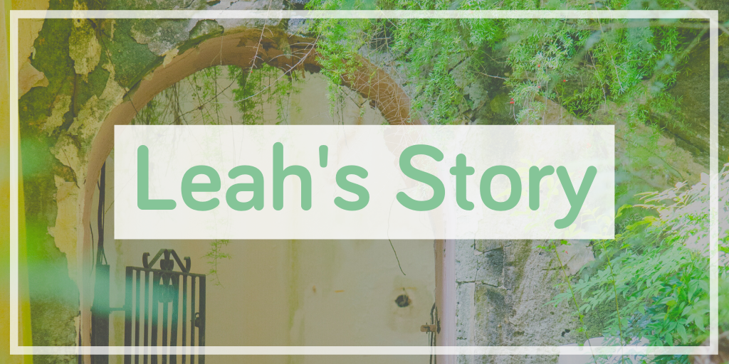 Leah story - wellspring counselling blog
